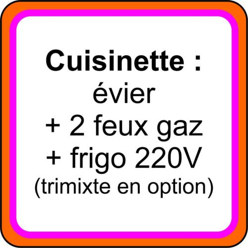 2 icone - Cuisinette