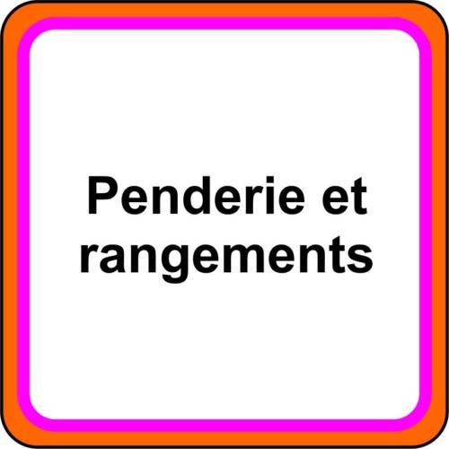 7 icone - Penderie et rangements