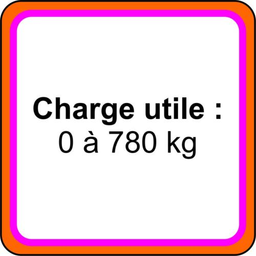 9 icone - Charge utile 4