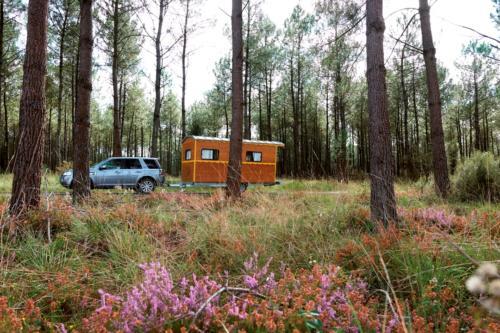 Bohome caravan 12