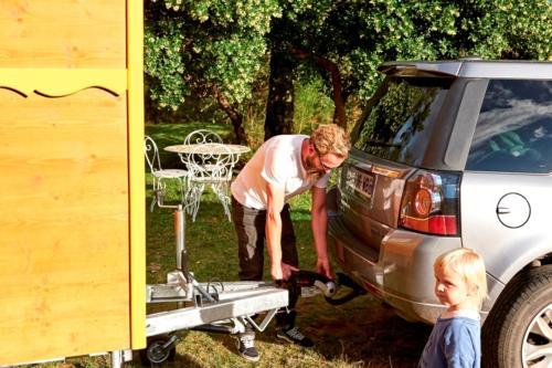 Bohome caravan 24